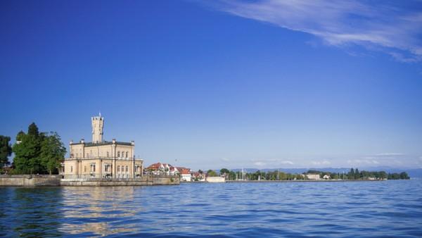 Langenargen am Bodnesee Schloss