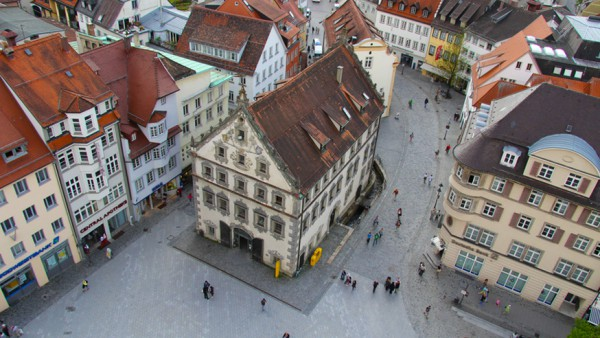 Ravensburg Marktplatz