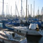 Yachthafen-Gohren