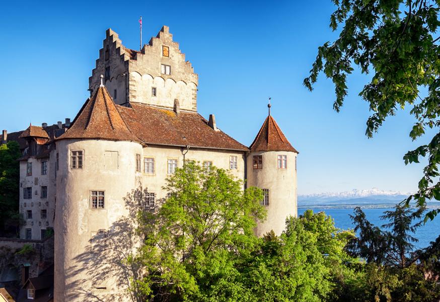 Meersburg am Bodensee Burg