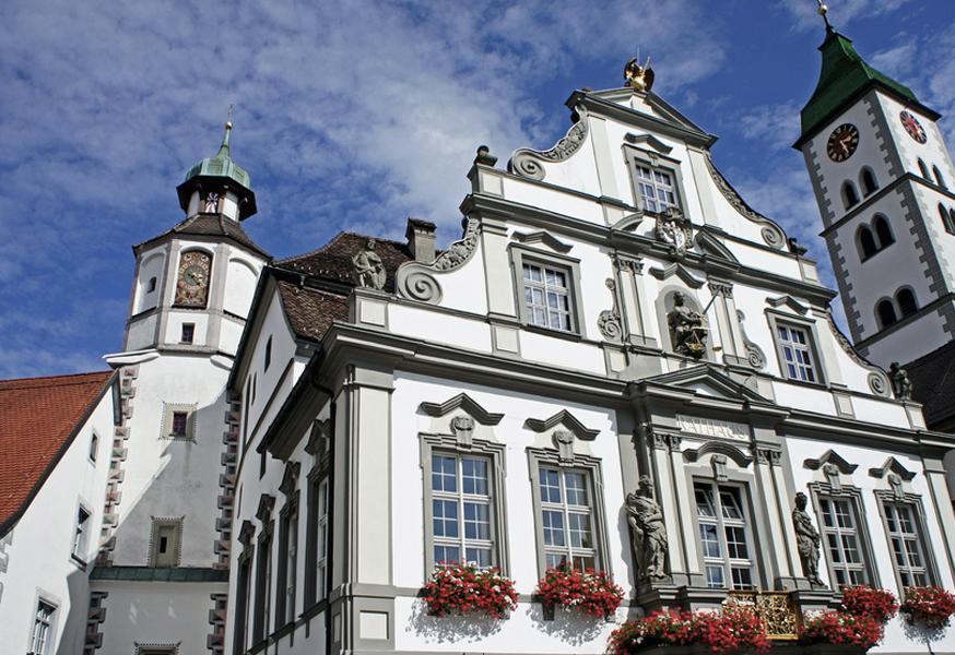 Wangen im Allgäu Rathaus