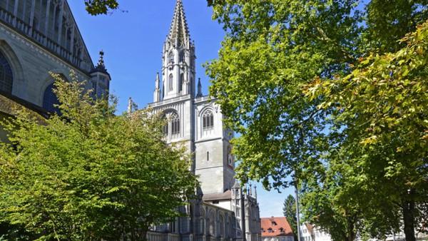 Konstanz am Bodensee Münster
